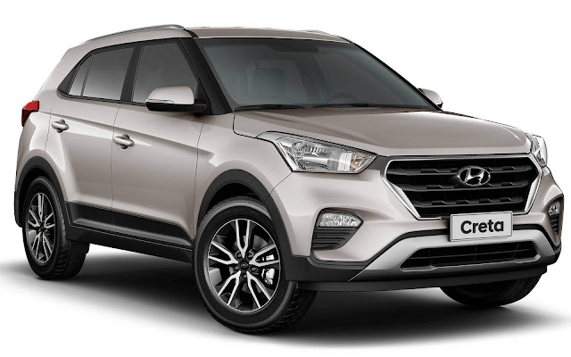 Hyundai Creta Pulse Plus 1.6 AT6 2018
