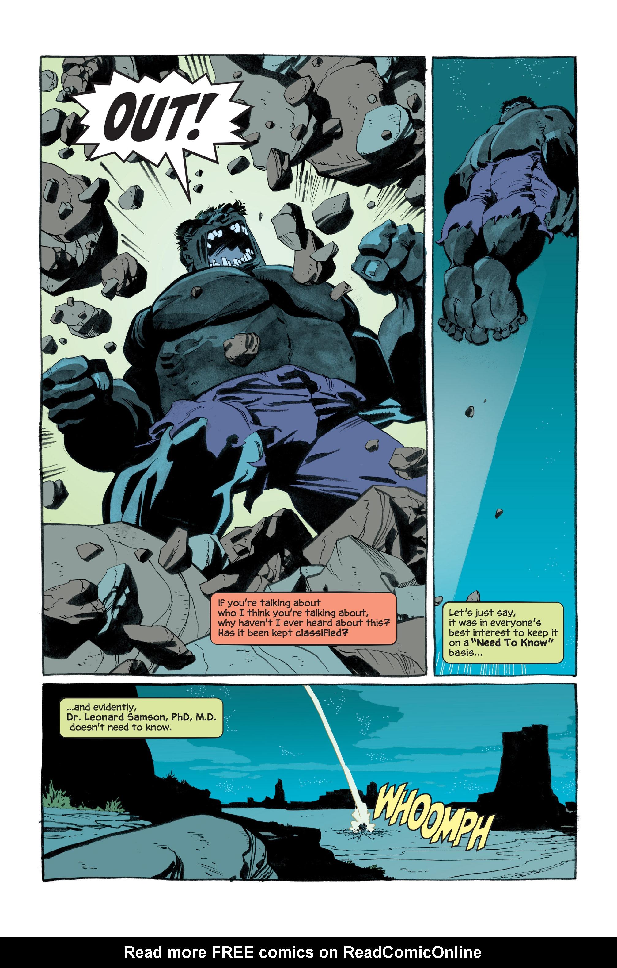 Read online Hulk: Gray comic -  Issue #3 - 15