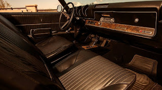 1969 Oldsmobile Cutlass Hurst Olds Interior Dashboard