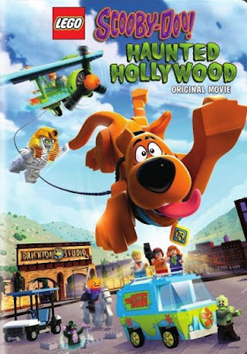 Lego Scooby-Doo!: Haunted Hollywood 2016 DVD R1 NTSC Latino