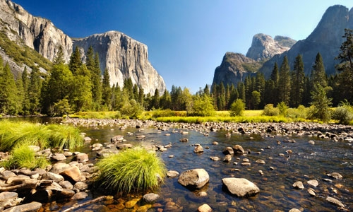 river_yosemite_national_park