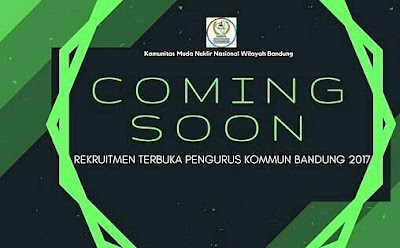 Coming Soon: Open Recruitment KOMMUN Bandung