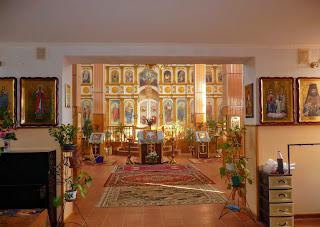 Васильківка. Вул. Першотравнева. Свято-Вознесенська церква