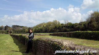 circo maxencio guia portugues - A Via Appia Antiga