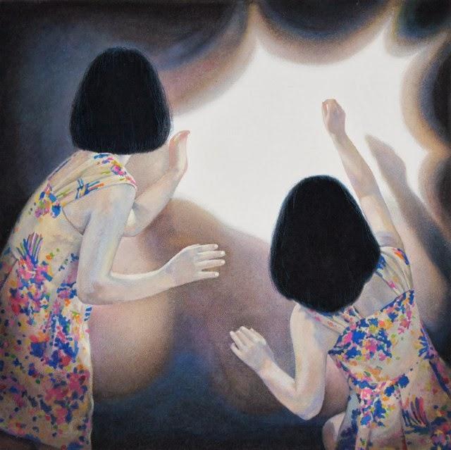 Своеобразная художница. Naomi Okubo