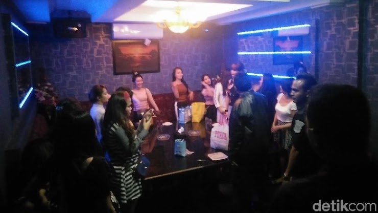 Razia Karaoke dan Kelab Malam di Bekasi, 4 Orang Positif Narkotika