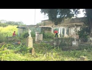 Yaracuy) Denuncian profanación de tumbas en cementerio Jardín de la ...