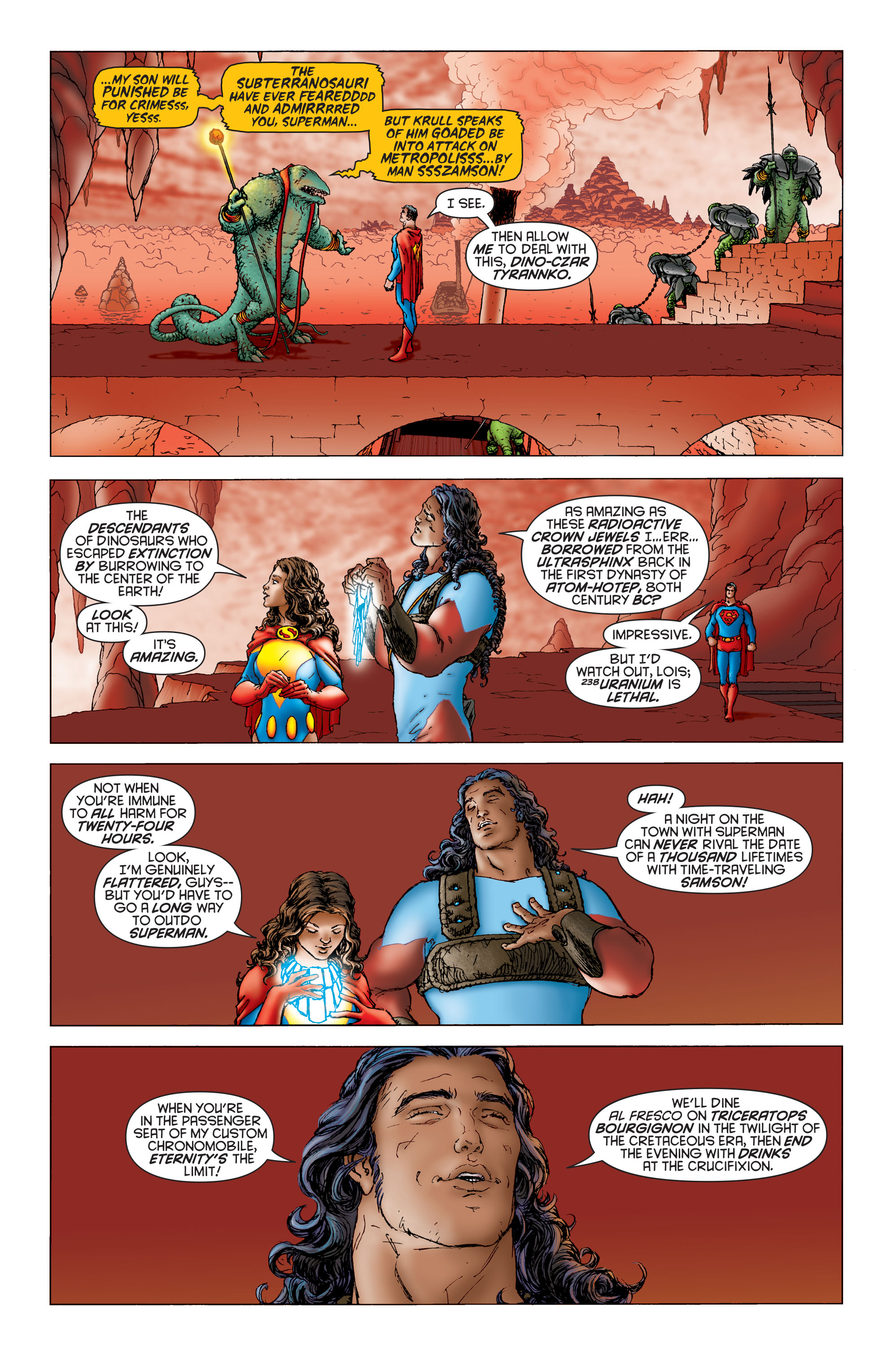 Read online All Star Superman comic -  Issue #3 - 10