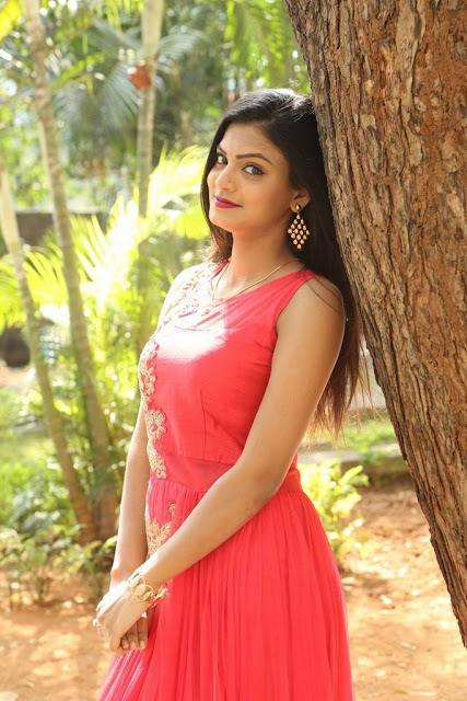 Anusha Stills At Dhyavudaa Movie Teaser Launch