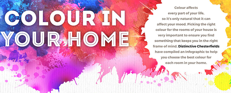 Our Colleagues From Distinctive Chesterfields Created A Very Useful  Infographic, Which Will Help You Decorate Each Room In Your Home According  To The Colour ...