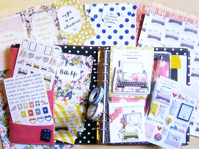 The Planner Society kit