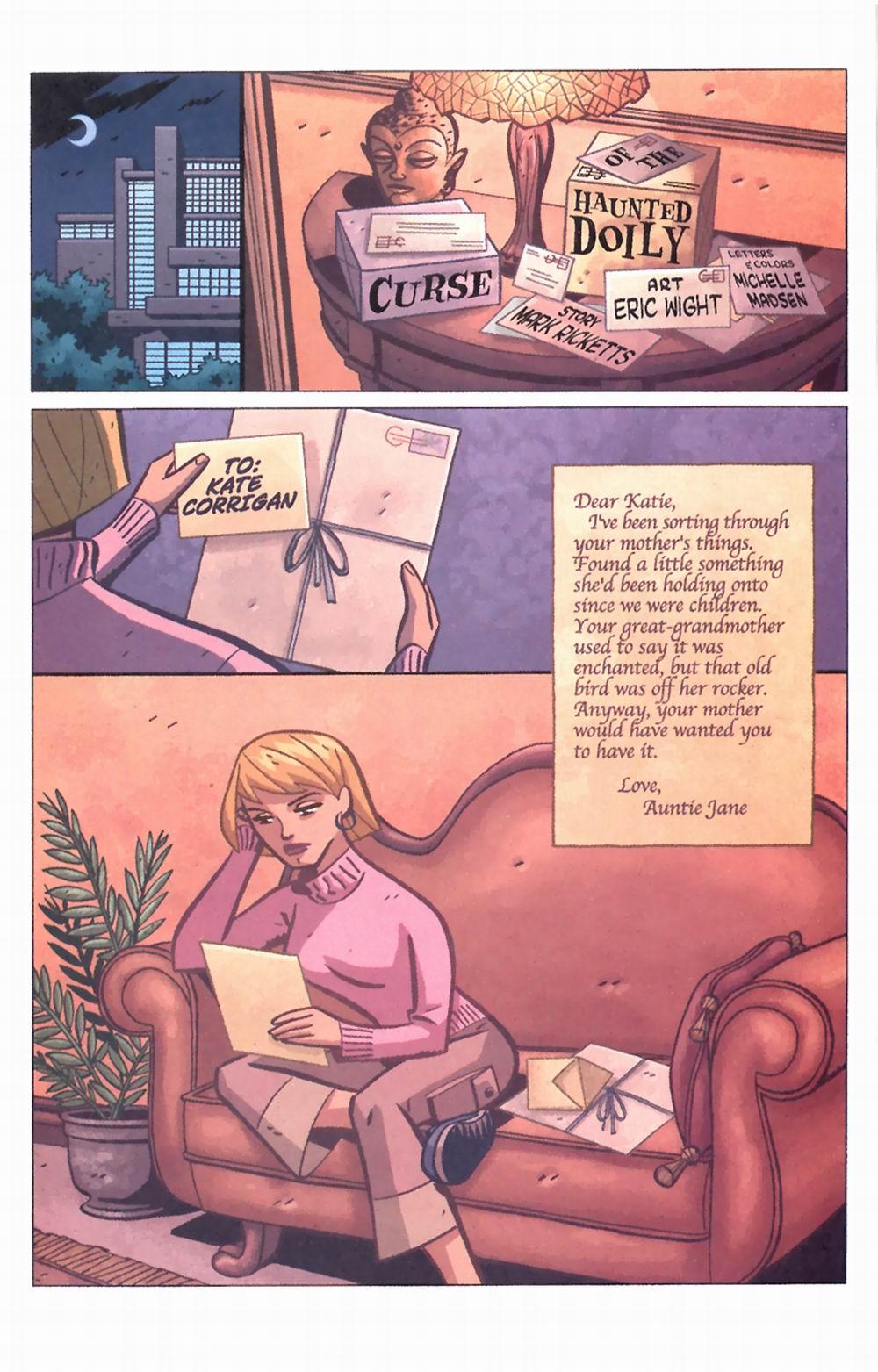 Read online Hellboy: Weird Tales comic -  Issue #2 - 19