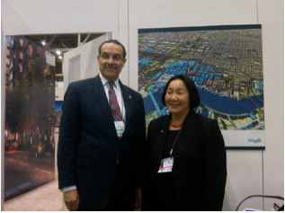 Oakland Mayor Jean Quan In Las Vegas For ICSC, Why Hide It?