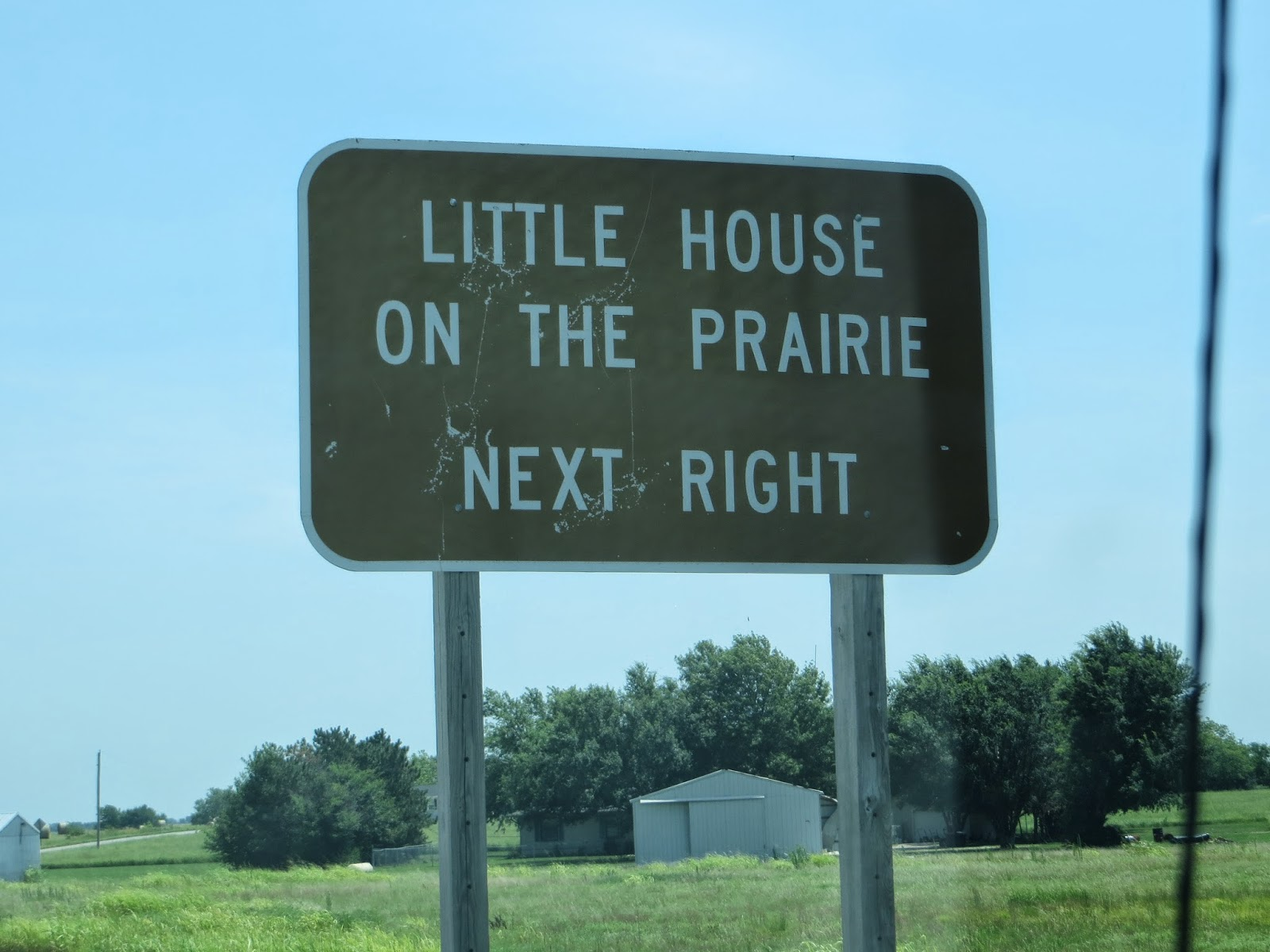 A Mighty Fortress Little House On The Prairie