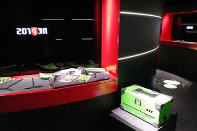 nepros museum360° Kawasaki Team GREEN ビデオに健心さん映ってました