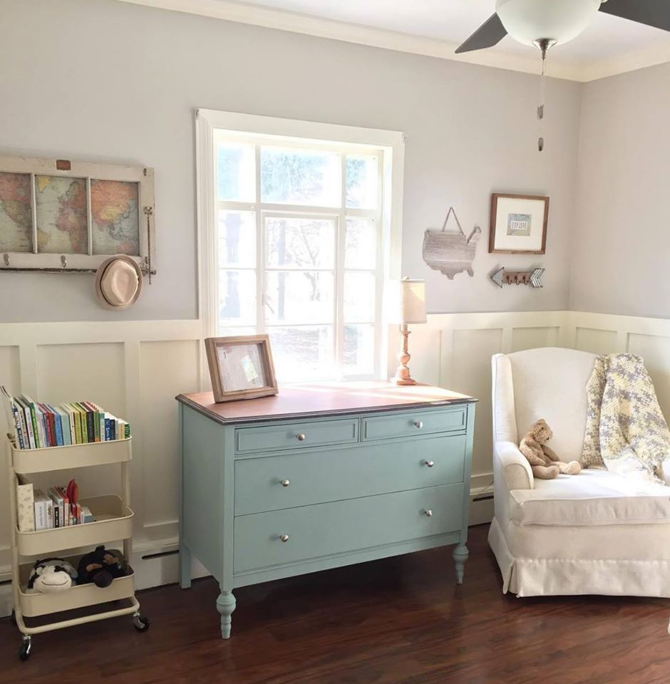 Annie Sloan  Paint & Colour: Nursery Style, Now!
