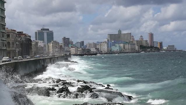 El Malecon La Habana