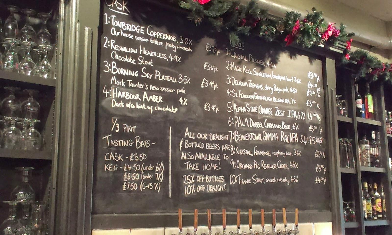 Craft Beer Shop Tunbridge Wells