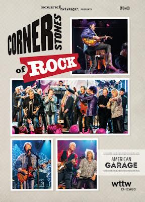 Cornerstones Of Rock American Garage 2018 DVD R1 NTSC VO