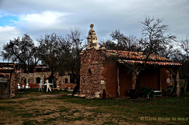 Territorio Artlanza ermita