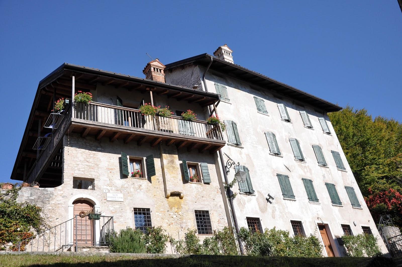 A bonny B&B, Feltre, Veneto, Italy