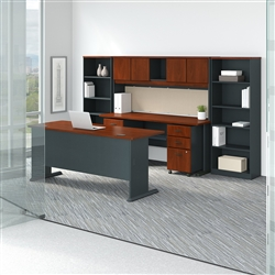Bush Business Furniture Series A Workstation