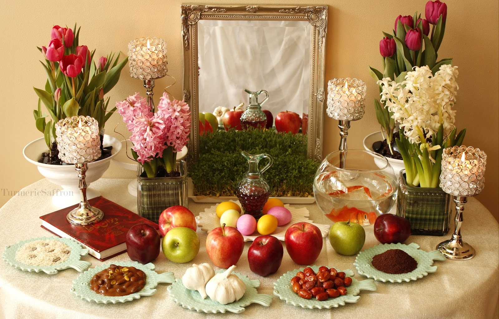 Nowruz (Persian New Year): March 20
