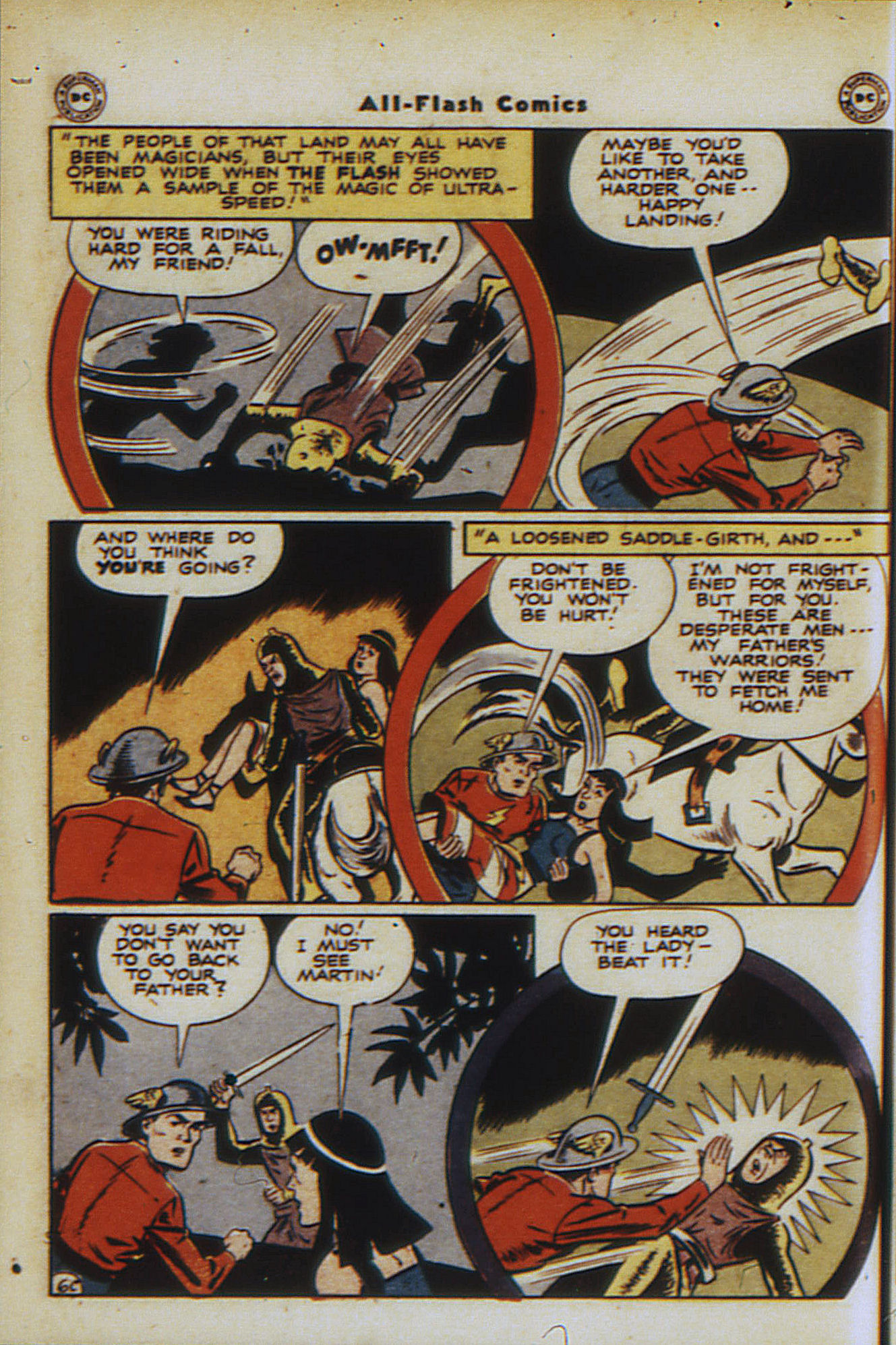 Read online All-Flash comic -  Issue #30 - 44