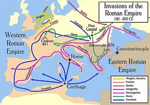 Gibbon The Decline and Fall of the Roman Empire Language