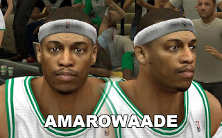 NBA 2K13 Boston Celtics Cyber Face Pack Paul Pierce