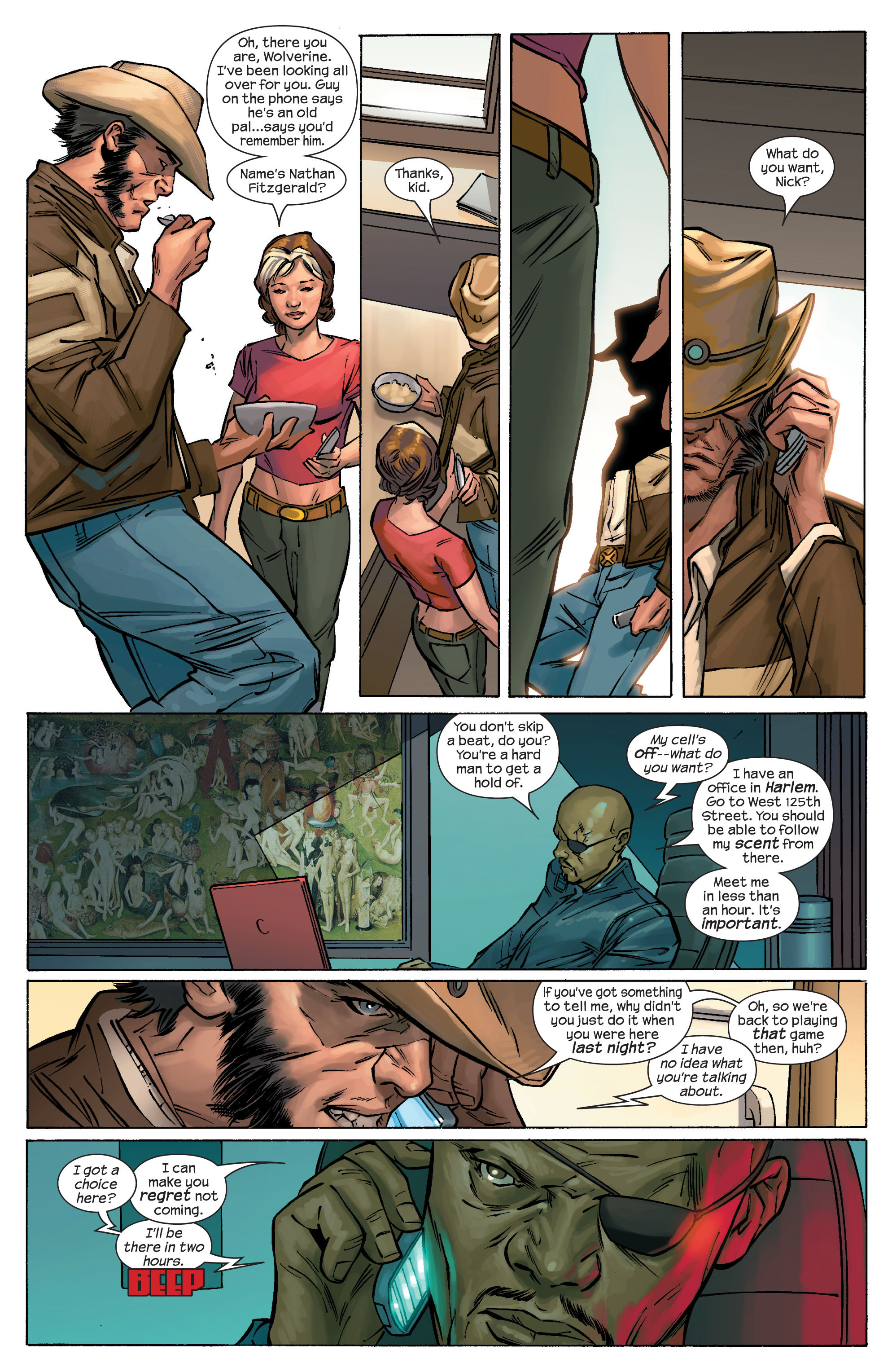 Read online Ultimate X-Men comic -  Issue #69 - 9