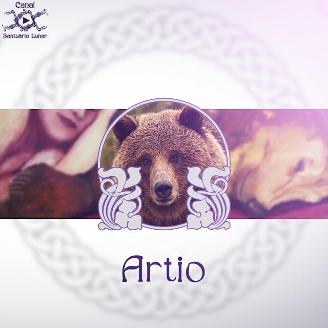 Artio - A Deusa Urso da Abundância | Wicca, Magia, Bruxaria, Paganismo