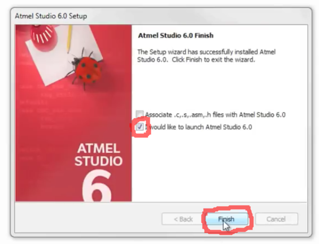 Atmel AVR Studio - Download and Install | PROJECTSDUNIA