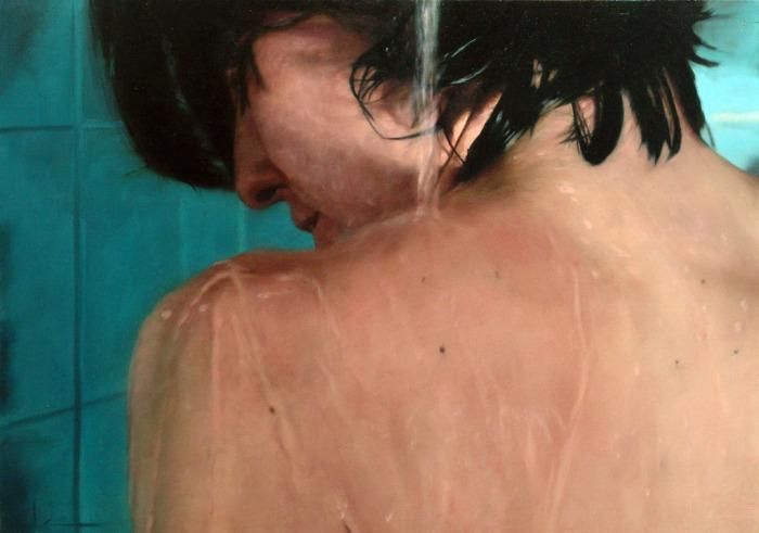Испанский художник. Jaime Valero Perandones