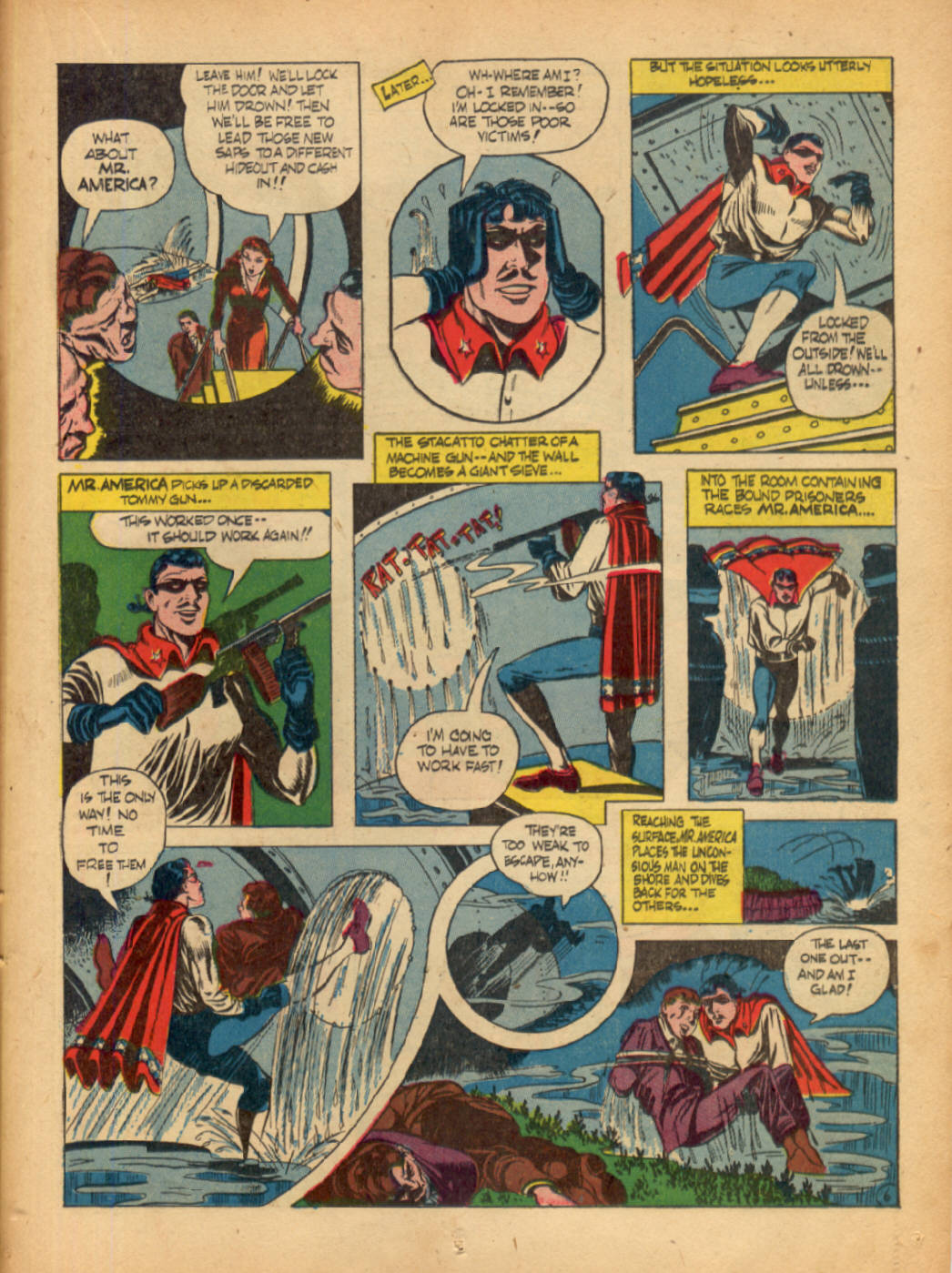 Read online Action Comics (1938) comic -  Issue #48 - 43