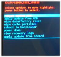 recovery mode lenovo A6000 Plus   A6000 +