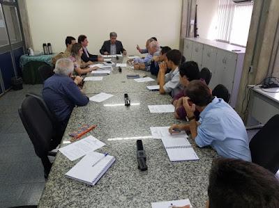 CPRM participa de Reunião Técnica acerca do Meio Físico da cidade de Goiânia