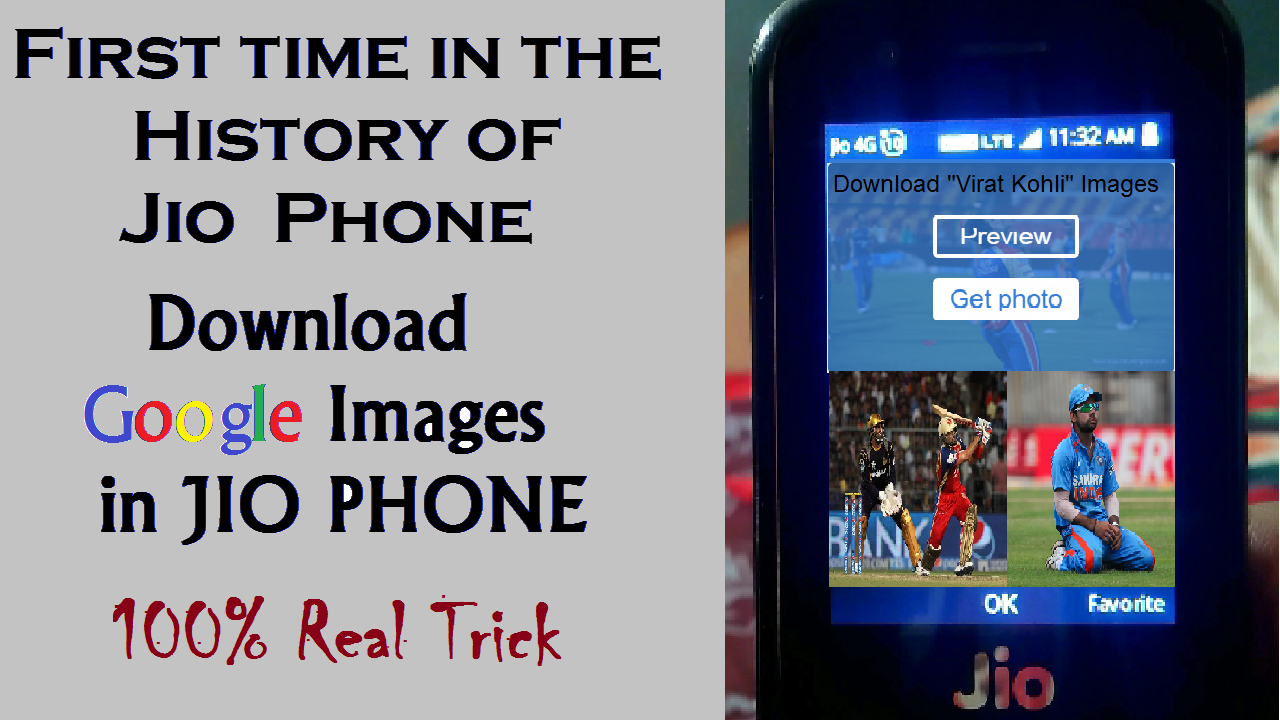 how to download google photos to gallery in jio phone
