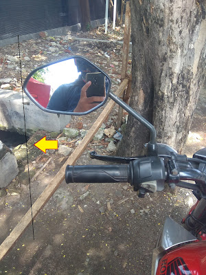spion honda verza