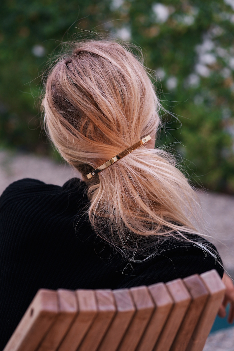Best Gold Barrettes – Hairstyle Inspiration