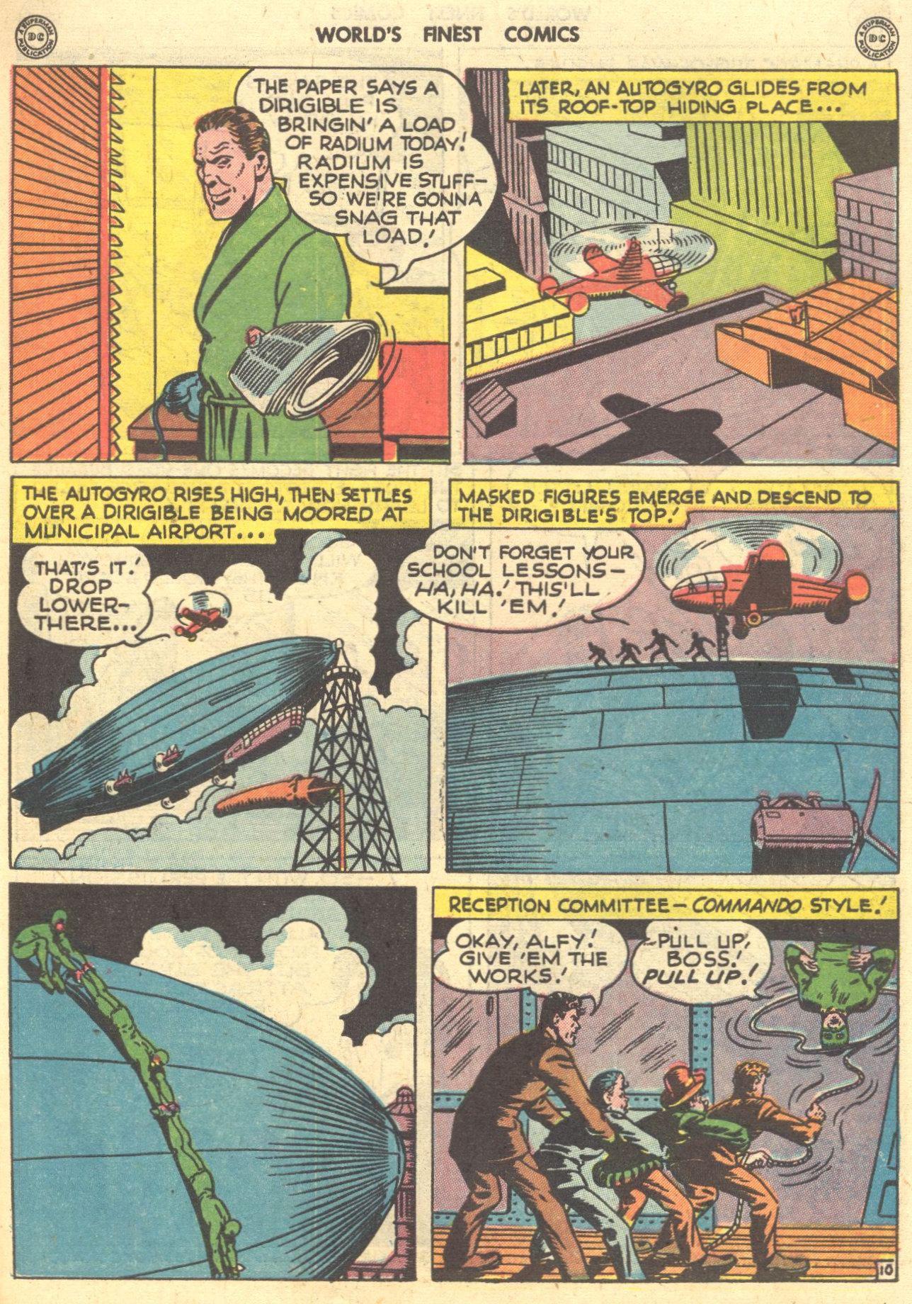 Read online World's Finest Comics comic -  Issue #28 - 38