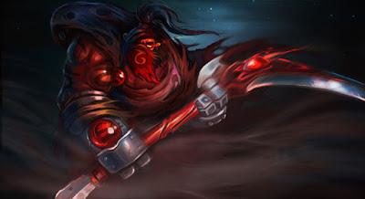 Axe - Red Mist Reaper