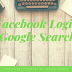 Google Login to Facebook
