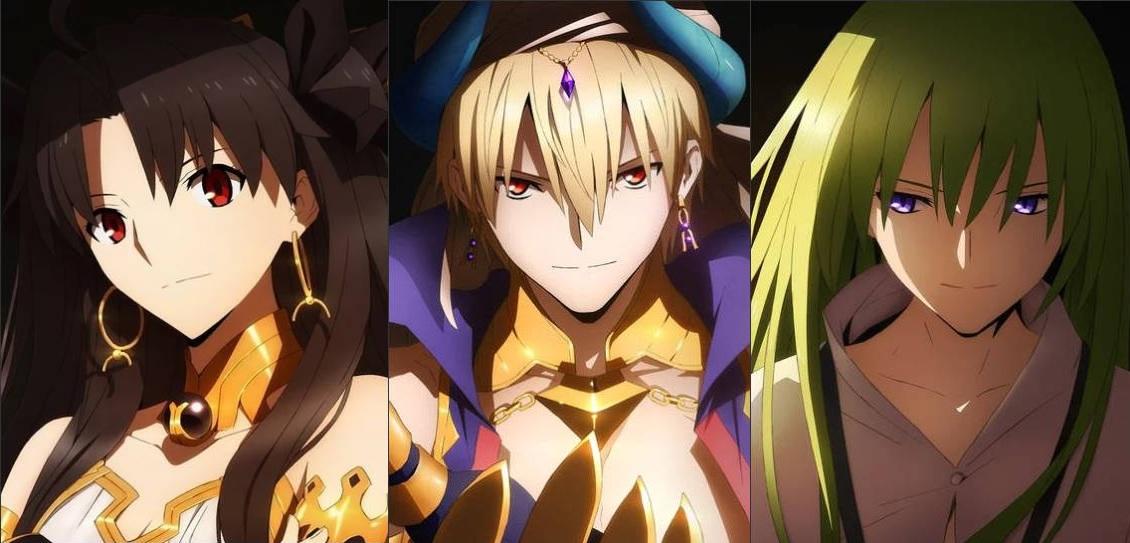 Resultado de imagen para Fate/Grand Order: Zettai Majū Sensen Babylonia