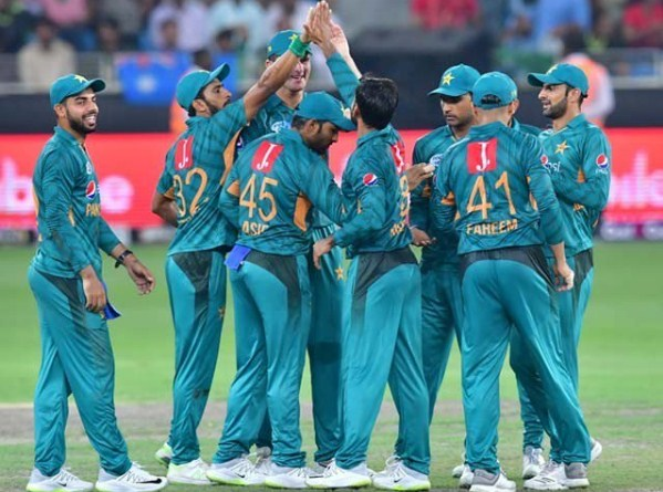 The ICC's new one-day rankings, the fifth position of Pakistan