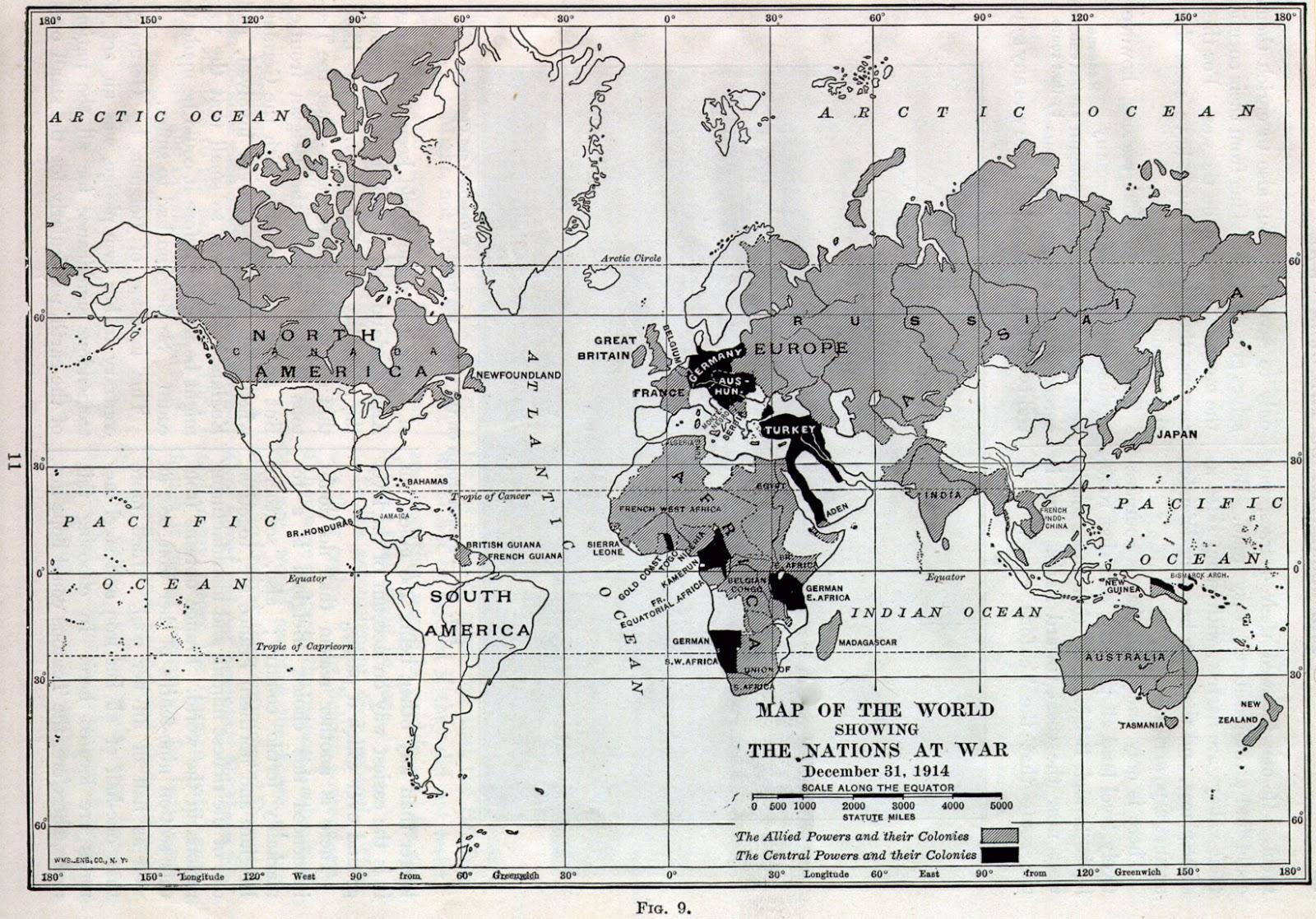 Transpress Nz 100 Years Ago Today World War One Began