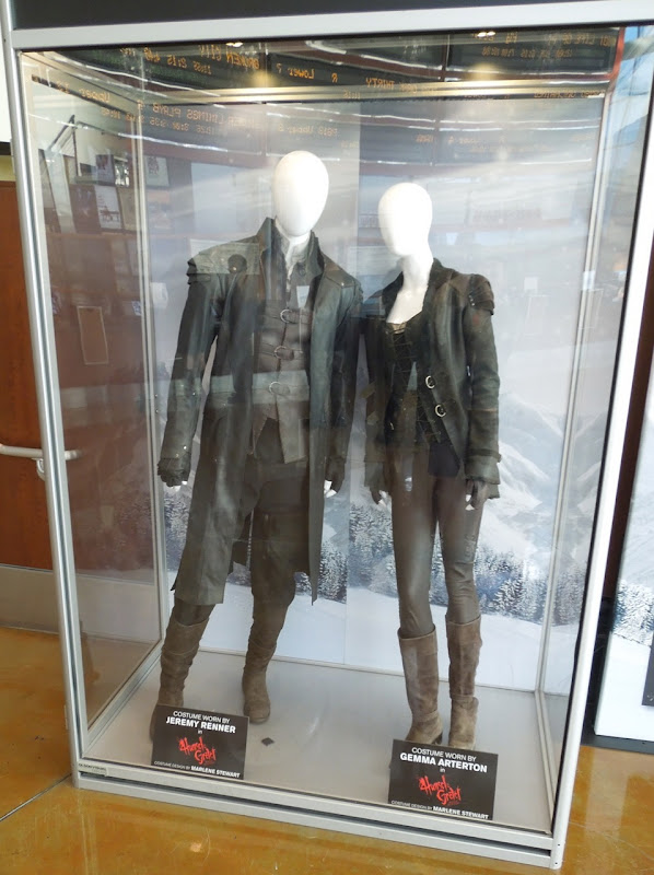 Hansel and Gretel Witch Hunters movie costumes