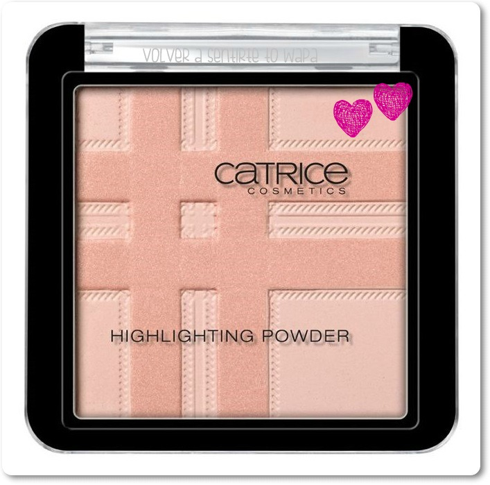 CATRICE - Check & Tweed {Octubre} - Highlighting Powder