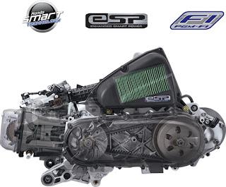 Fitur dan Aksesoris Honda Beat Terbaru 2016 - Marco Motor Madiun