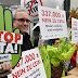 Hundreds of Warsaw demonstrators protest against TTIP, CETA